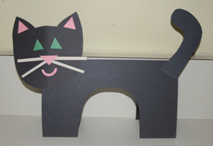 Storytime resource cats csl children 39 s department blog for Cat crafts for toddlers